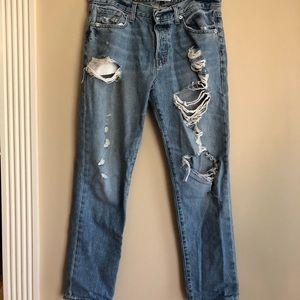 Gap 1969 Blue Jeans